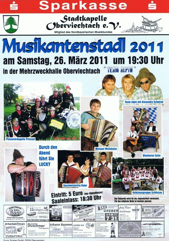 Musikantenstadl 2011